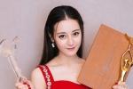 D&G kì thị người Trung Quốc, Địch Lệ Nhiệt Ba xóa bài viết mặc váy D&G nhận giải Thị Hậu Kim Ưng