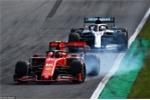 Đua xe F1: Thắng nghẹt thở 2 tay đua Mercedes, Leclerc về nhất chặng Italian GP