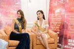 Video: Huyền My nói tiếng Anh lưu loát trong vòng phỏng vấn Hoa hậu Hoà bình 2017