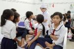 Toàn cảnh vụ hàng chục học sinh nhập viện do dùng thử sản phẩm tiếp thị