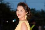 Hoa hậu Ngọc Khánh tái xuất, khiến khán giả ngỡ ngàng vì nhan sắc không tuổi