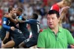 BLV Quang Huy: Pháp đã hay còn may, xứng đáng vô địch