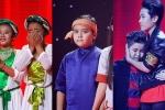 Bán kết Giọng hát Việt nhí: Lộ diện top 3 thí sinh vào chung kết