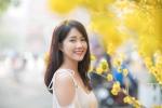 'Hot girl Reuters' khoe ảnh đẹp không tì vết ngày đầu năm mới