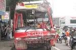 Đà Nẵng: Tai nạn liên hoàn, 3 ô tô hư hỏng nặng