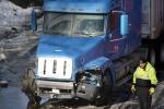 Tai nạn liên hoàn, hơn 100 xe hơi tan xác trên cao tốc