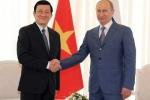 Tổng thống Putin không đổi chuyến thăm Việt Nam