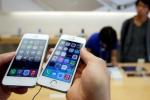 Nhiều bom tấn ra mắt, iPhone 5S vẫn bán chạy nhất