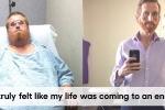 Người đàn ông trải qua 10 cuộc phẫu thuật để giảm cân như ý muốn