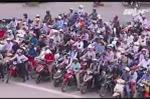 Hà Nội có thể sẽ cấm xe máy từ năm 2025