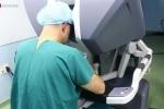Video: Lần đầu tiên tại Việt Nam, robot cắt u ung thư tuyến tiền liệt