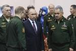 Tổng thống Putin yêu cầu quân đội cần trở nên thông minh hơn