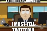 Anh che 'Facebook gap su co' tran ngap mang xa hoi hinh anh 7