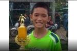 Cậu bé đầu tiên của đội bóng Thái Lan được đưa khỏi hang là ai?