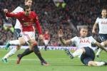 Vòng 10 Ngoại hạng Anh: MU đại chiến Tottenham, Man City hưởng lợi?