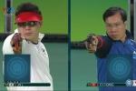 Xem lại loạt bắn giành huy chương bạc 50m súng ngắn của Hoàng Xuân Vinh