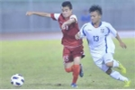 Clip: U19 Việt Nam ăn mừng chiến thắng