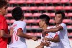 U19 Việt Nam vùi dập U19 Singapore 6-0