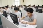 Sáng nay, hơn 45.000 thí sinh thi vào Đại học Quốc gia Hà Nội