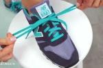 Bí kíp buộc dây giày siêu nhanh