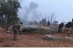 Video: Bị bắn hạ, phi công Su-25 tự sát để không rơi vào tay khủng bố