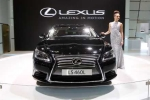 Dòng xe siêu sang Lexus bị 'thất sủng' tại Việt Nam