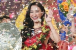 """Trượt Hoa hậu Trái đất, Á hậu Hà Thu đăng quang Quán quân 'Tình Bolero 2017"""""""