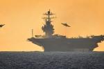 Hải quân Mỹ đang chuẩn bị đối đầu trực diện với Nga tại Bắc Đại Tây Dương