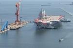 Trung Quốc chuẩn bị thử nghiệm tàu sân bay nội địa đầu tiên trên biển