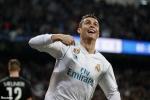 Kết quả Cúp C1 châu Âu: Ronaldo rực sáng, Real thắng ngoạn mục PSG