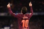 Messi ghi bàn thắng lịch sử, Barca hòa may mắn trước Chelsea