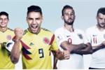 Nhận định Colombia vs Anh: Thử thách bản lĩnh Tam sư