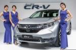 Honda giới thiệu CR-V 2017 có giá bán khoảng 760 triệu đồng