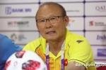 HLV Park Hang Seo: 'Olympic Việt Nam đã đạt tầm cao mới ở châu lục'