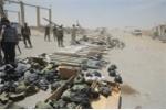 Quân chính phủ Syria thu nhiều tên lửa Mỹ trong kho vũ khí phiến quân