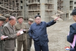Anh: Ong Kim Jong-un tich cuc thi sat nhieu noi phia Dong bac Trieu Tien hinh anh 12