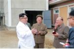 Anh: Ong Kim Jong-un tich cuc thi sat nhieu noi phia Dong bac Trieu Tien hinh anh 8