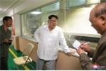 Anh: Ong Kim Jong-un tich cuc thi sat nhieu noi phia Dong bac Trieu Tien hinh anh 9