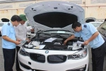 Ô tô nhập khẩu ùn tắc: Giá xe đắt thêm trăm triệu đồng