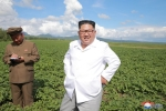 Anh: Ong Kim Jong-un tich cuc thi sat nhieu noi phia Dong bac Trieu Tien hinh anh 1