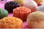 Bánh Trung thu: Nhuộm màu sao cho đẹp và an toàn?