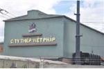 Nổ ở nhà máy thép Việt Pháp, một người chết