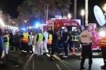 IS nhận trách nhiệm vụ tấn công đẫm máu ở Nice