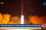 Chương trình hạt nhân quan trọng thế nào với Triều Tiên?