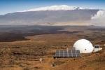 Hé lộ trải nghiệm 1 năm sống trong lều tương tự như sống trên sao Hỏa
