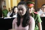 Hot girl Ngọc Miu kêu oan, khai không biết người tình buôn ma tuý