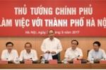Thủ tướng Nguyễn Xuân Phúc: 'Hà Nội phải là điển hình thu hút người tài, người có văn hóa'