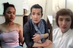 Rủ rê khách nước ngoài mua dâm, nhóm người chuyển giới lợi dụng móc túi