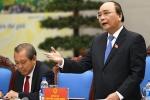 Thủ tướng: 'Người dân khiếu nại thì chủ tịch tỉnh lên nhận về mà giải quyết'