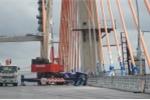 Video: Sắp đưa vào sử dụng cây cầu 7.300 tỷ đồng giúp Hà Nội đi Hạ Long còn 90 phút